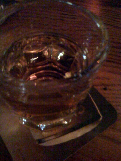 Although I should probably point out that it took me like twenty minutes to drink this shot. But no big deal because IT WAS WARM ANYWAY. God whiskey drinkers are weird.